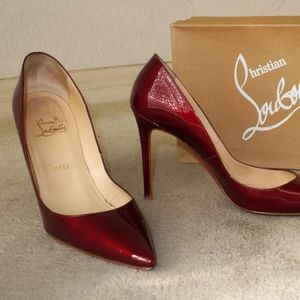 Christian Louboutin New Decoltissimo 100 40 Rouge